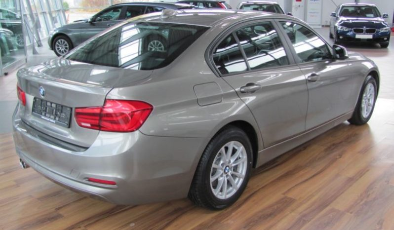 BMW Serie3 320D 4p. año 7/2017 completo